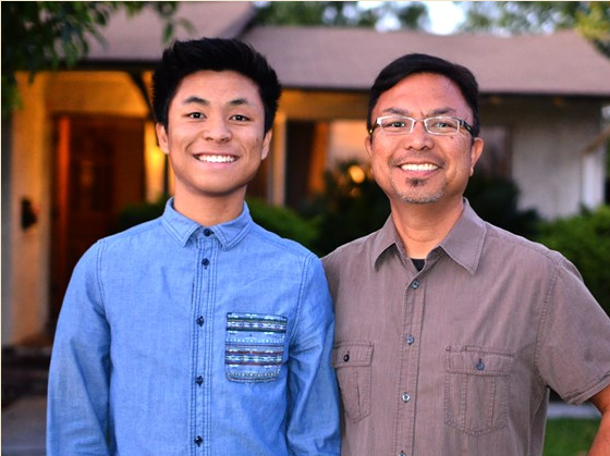 Southern Baptist Pastor accepts his son