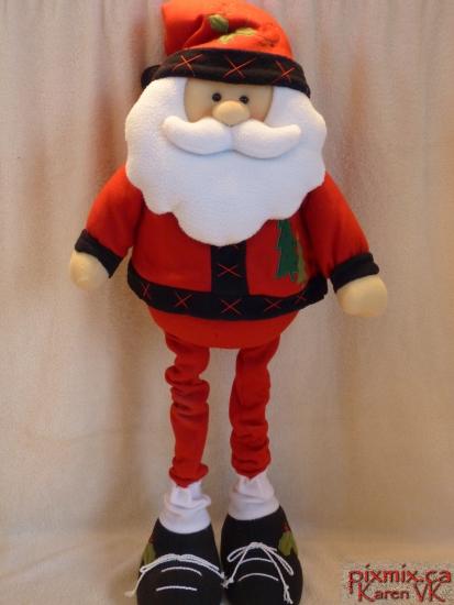 tall Santa
